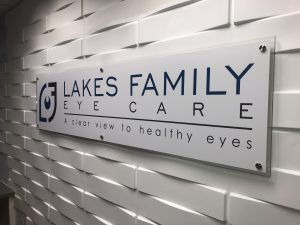 custom commercial indoor signage